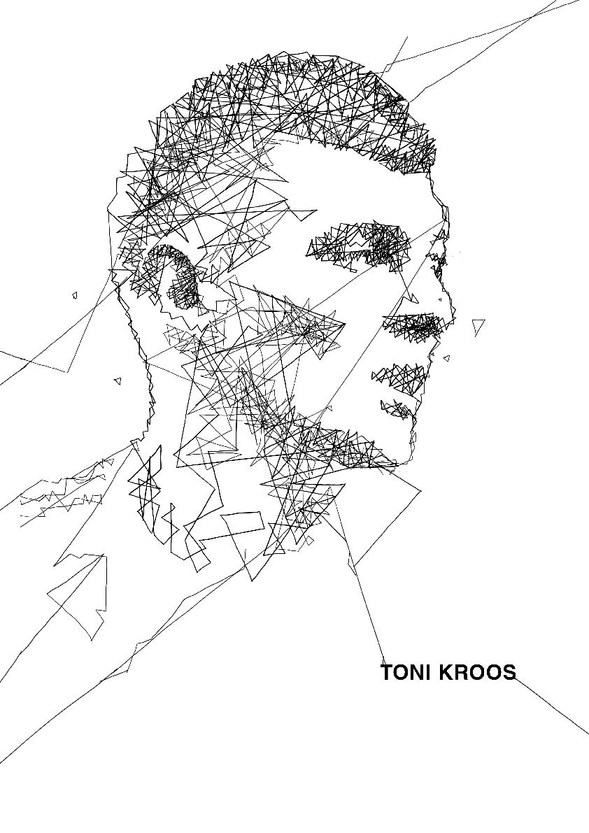 Toni Kroos Logoentwurf by GROSSE8