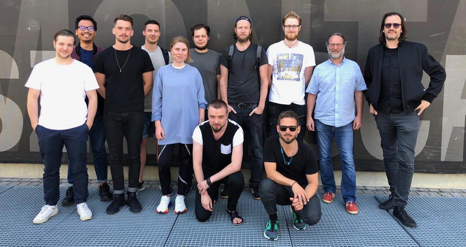 GROSSE8 zu Gast an der Filmakademie Ludwigsburg
