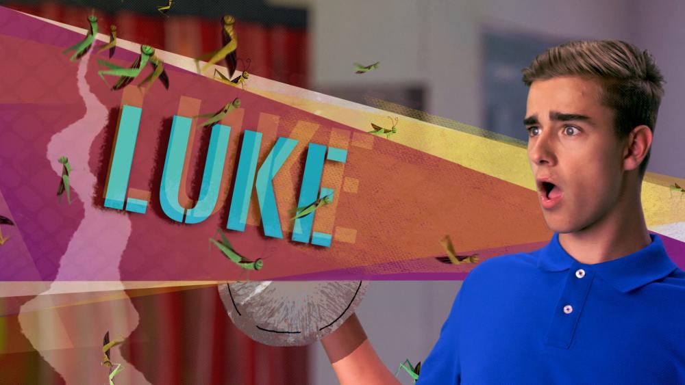 Luke von der ZDF-Jungs-WG