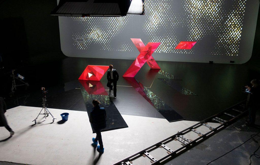 Dreharbeiten zu Vox Weihnachtskampagne