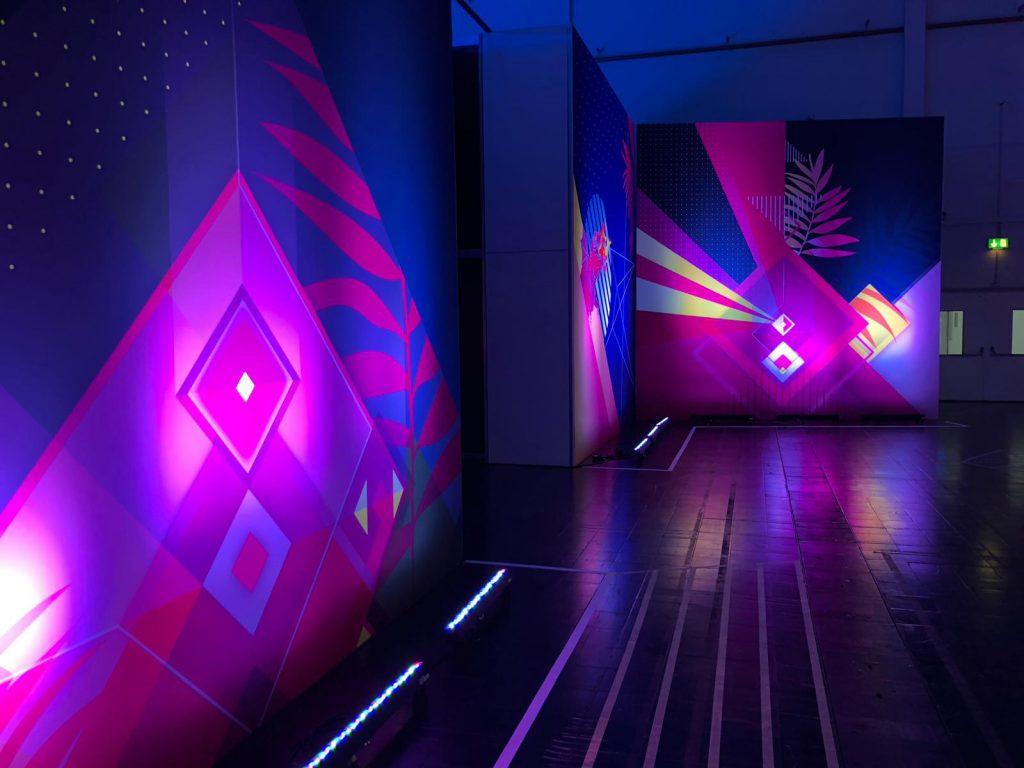 Stage Design für BrandEX 2020